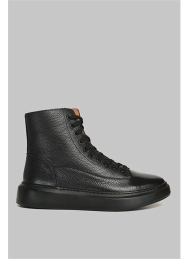 Lufian Greıge Süet Casual Ayakkabı Kahverengi Siyah